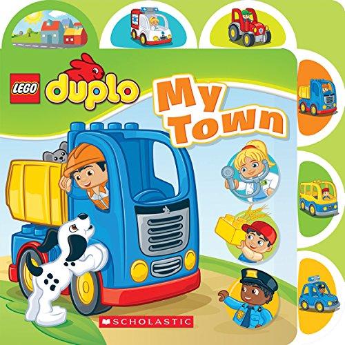 9780545797535: LEGO DUPLO: My Town