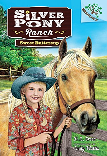 9780545797702: Sweet Buttercup: A Branches Book (Silver Pony Ranch #2)