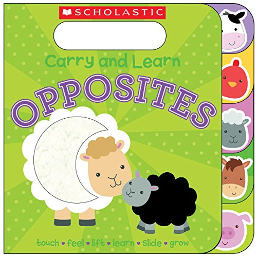 9780545797894: Carry and Learn Opposites