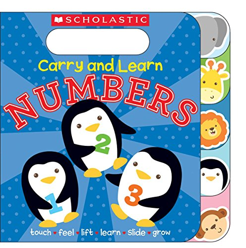 9780545797900: Carry and Learn Numbers