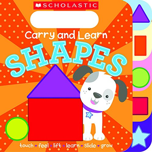 9780545797917: Carry and Learn Shapes