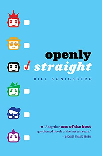 9780545798655: Openly Straight