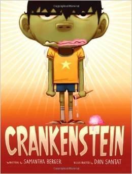 9780545798945: Crankenstein