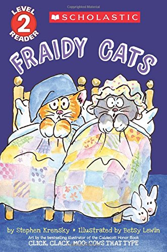 9780545799669: Fraidy Cats (Scholastic Reader, Level 2)