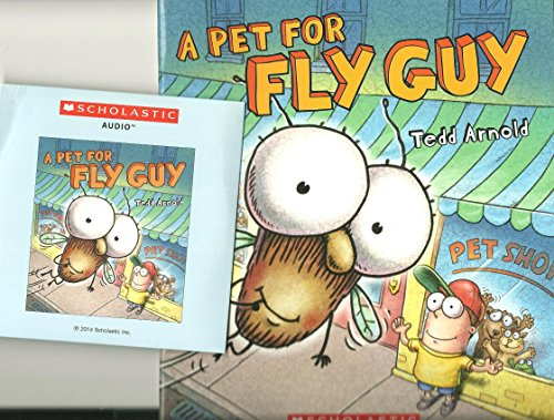 9780545800402: A Pet for Fly Guy with Read Along Cd