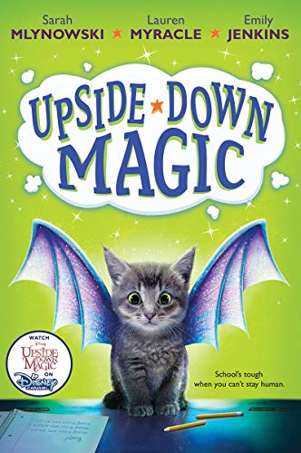 9780545800457: Upside-Down Magic (Upside-Down Magic #1)