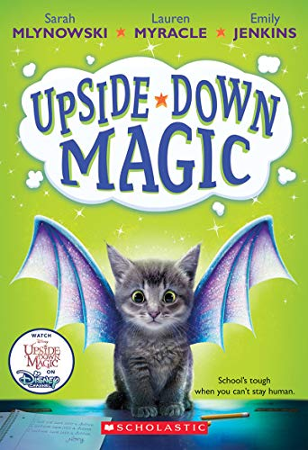 9780545800464: Upside-Down Magic (Upside-Down Magic #1)
