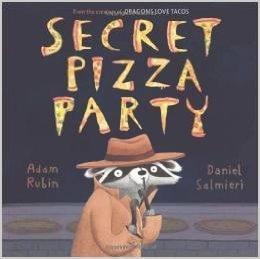 9780545801065: Secret Pizza Party