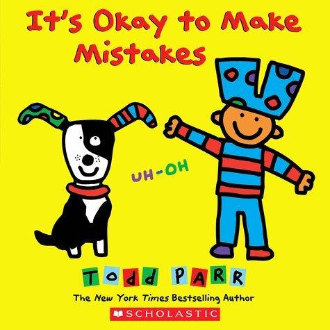 9780545801300: It's Okay to Make Mistakes