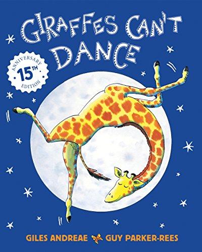 9780545804356: Giraffes Can't Dance Anniversary Edition