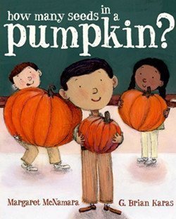 9780545805346: How Many Seeds in a Pumpkin?