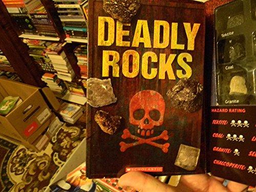9780545806039: Deadly Rocks [Paperback Booklet +9 Rock Specimens] (Boxed Kit) By Kris Hirshmann
