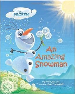 9780545806886: An Amazing Snowman