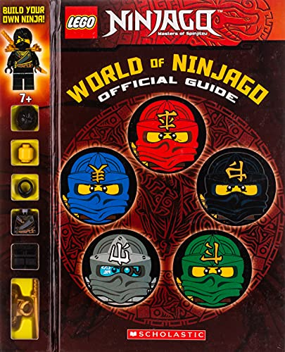 9780545808019: World of Ninjago (Lego Ninjago: Official Guide #2)