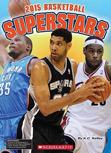 9780545808583: Basketball Superstars 2015 (NBA Readers)