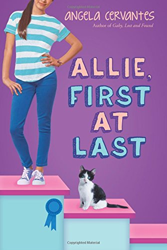 9780545812238: Allie, First at Last