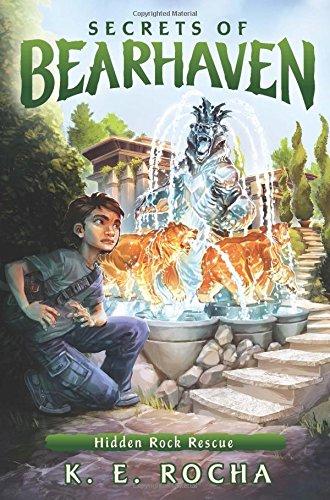 9780545813051: Hidden Rock Rescue (Secrets of Bearhaven #3)