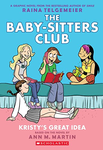 Kristy's Great Idea 1 The Baby-Sitters Club Graphix