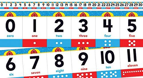 9780545819244: Clifford Counts Mini Bulletin Board (Mini Bulletin Boards)