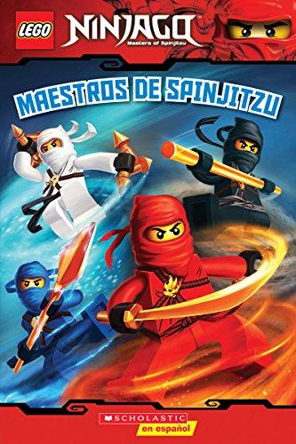 9780545819824: LEGO Ninjago: Maestros de Spinjitzu (Lector No. 2) (Spanish Edition)
