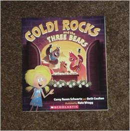 9780545820189: Goldi Rocks and the Three Bears