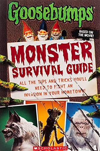 9780545821261: Goosebumps The Movie: Monster Survival Guide