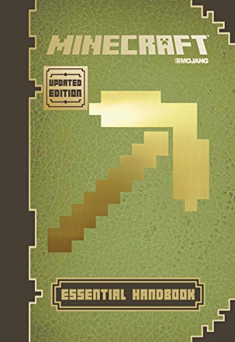 9780545823227: Minecraft: Essential Handbook (Updated Edition): An Official Mojang Book Paperback 2015 Stephanie Milton