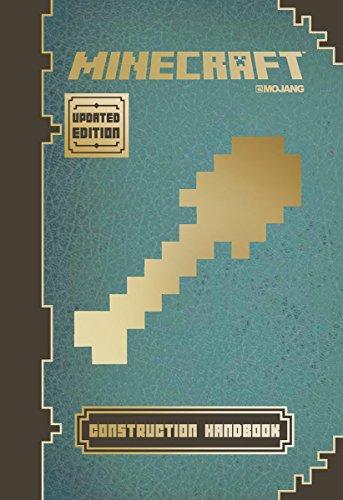 9780545823258: Minecraft: Construction Handbook (Updated Edition): An Official Mojang Book