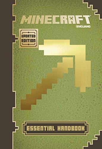 9780545823265: Minecraft: Essential Handbook (Updated Edition): An Official Mojang Book