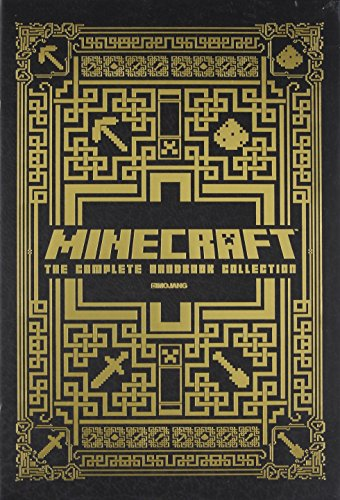 Minecraft: The Complete Handbook Collection: An Official Mojang Book (Boxed Set): Inc. Scholastic
