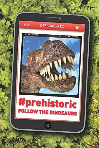 9780545823418: #Prehistoric: Follow the Dinosaurs