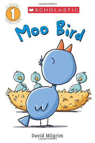 9780545825023: Moo Bird (Scholastic Reader, Level 1)