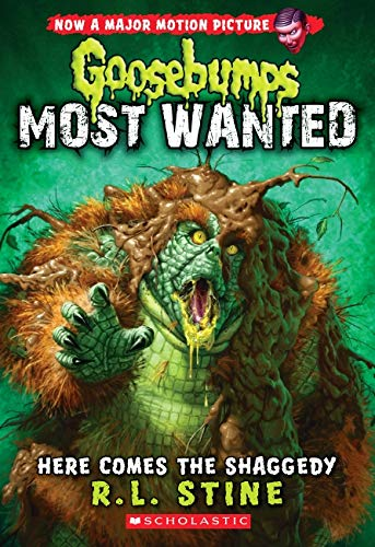 9780545825474: Here Comes the Shaggedy (Goosebumps: Most Wanted #9)