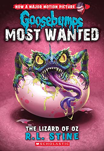 9780545825498: Lizard of Oz (Goosebumps Most Wanted 10)