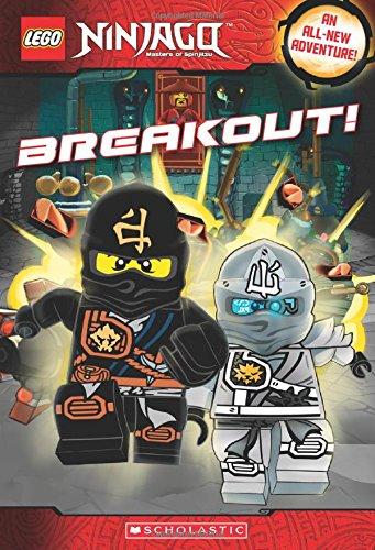 9780545825511: LEGO Ninjago: Breakout (Chapter Book #8)