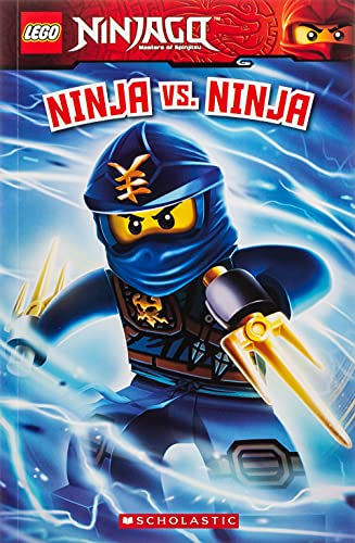 9780545825528: Ninja vs. Ninja (Lego Ninjago: Reader)