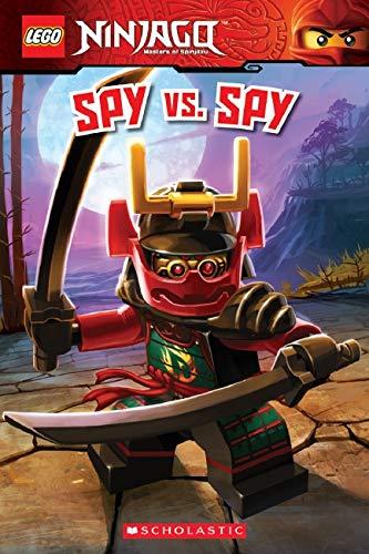 Spy vs. Spy (LEGO Ninjago: Rea