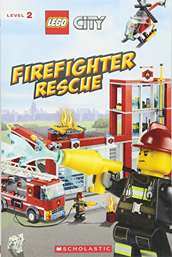 9780545825559: Firefighter Rescue (LEGO City: Reader)