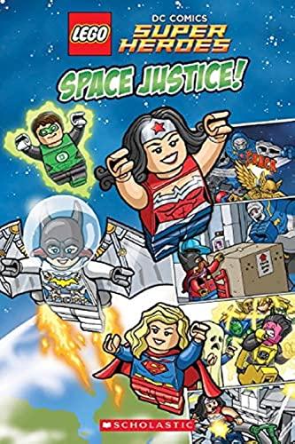 9780545825566: Space Justice! (Lego Dc Superheroes Comic Readers)