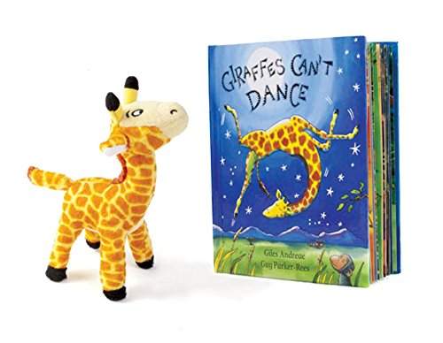 9780545826174: Giraffes Can't Dance: Book and Plush Toy