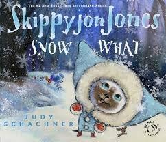 9780545826372: Skippyjon Jones Snow What