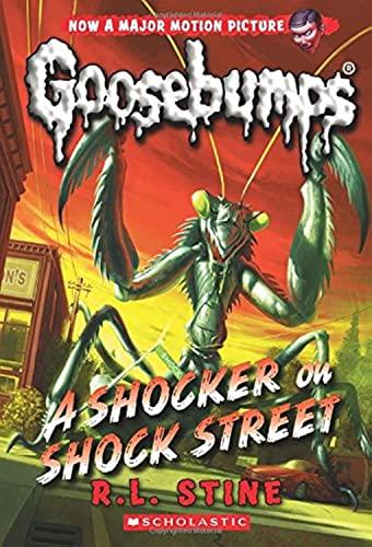 9780545828789: A Shocker on Shock Street (Classic Goosebumps #23)