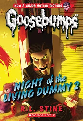 Classic Goosebumps #25 Night of the Living Dummy 2