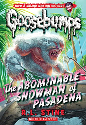 9780545828826: The Abominable Snowman of Pasadena (Classic Goosebumps #27)