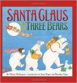 9780545830232: Santa Claus and the Three Bears