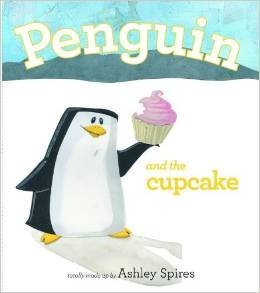 9780545830355: Penguin and the Cupcake