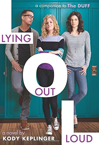 9780545831093: Lying Out Loud: A Companion to the Duff