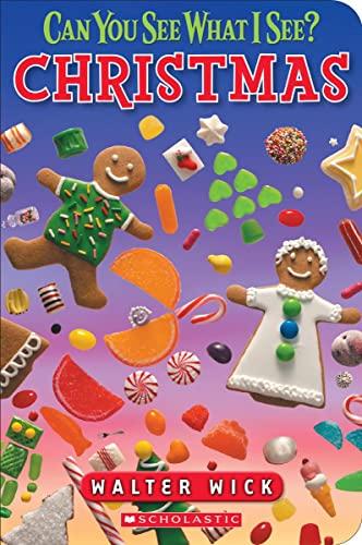 9780545831833: Christmas Board Book