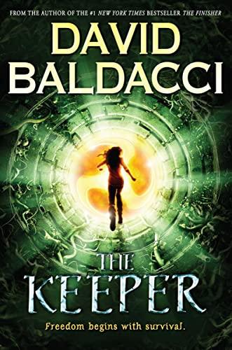9780545831949: The Keeper (Vega Jane, Book 2)