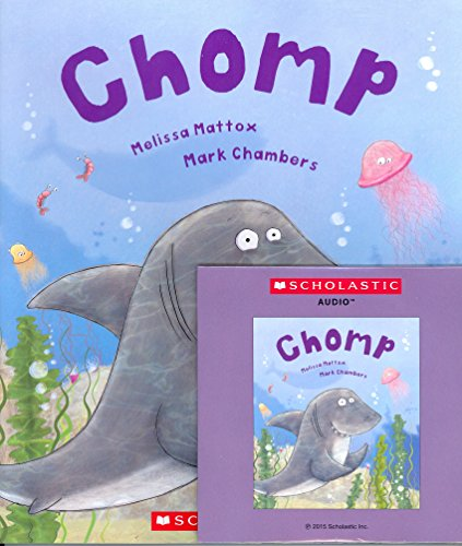 9780545832007: Chomp (Paperback book and Audio CD)